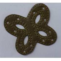 Leather Badge