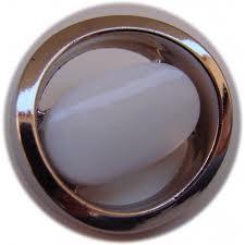 Metallized Button