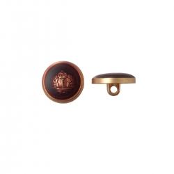 Enamel Shank button